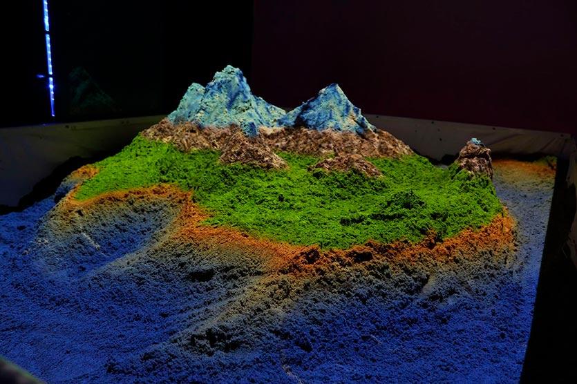 Interactive Sandbox Software