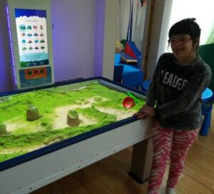 iSandBOX - sandplay therapy at Aura